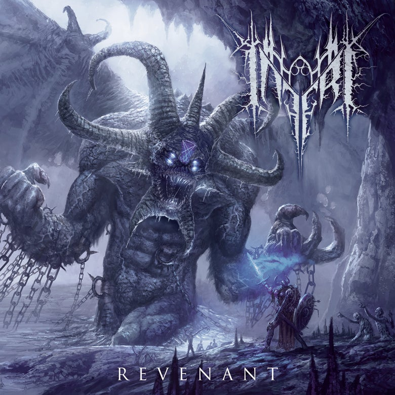 Image of INFERI - Revenant - CD
