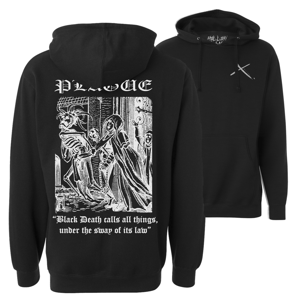 Image of Plague - Pullover Hood
