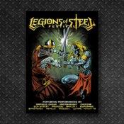 Image of Legions of Steel Festival 2018 DVD (Pre-Order)