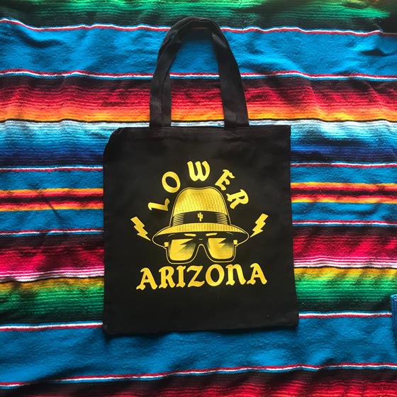 Image of Lower Arizona Tote Bag