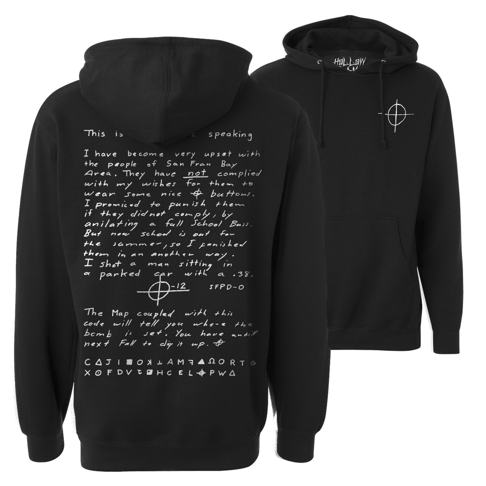 Image of Zodiac - Hooded Pullover