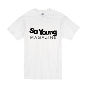 Image of So Young Logo T-Shirt