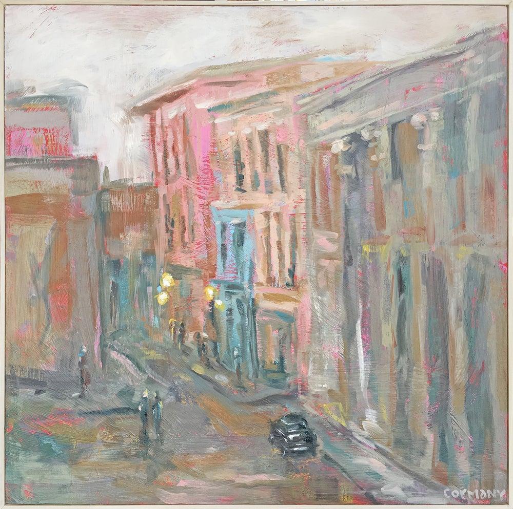Image of Dusk in Havana