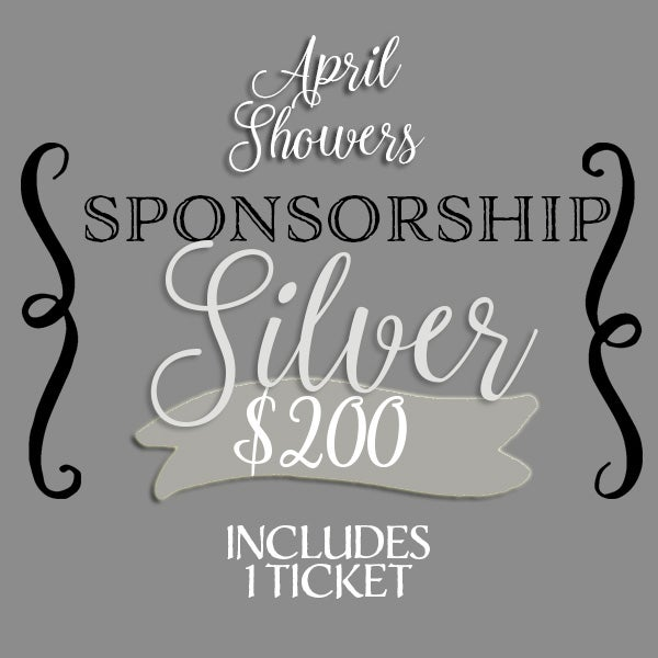 Image of APRIL SHOWERS • Silver Sponsorship