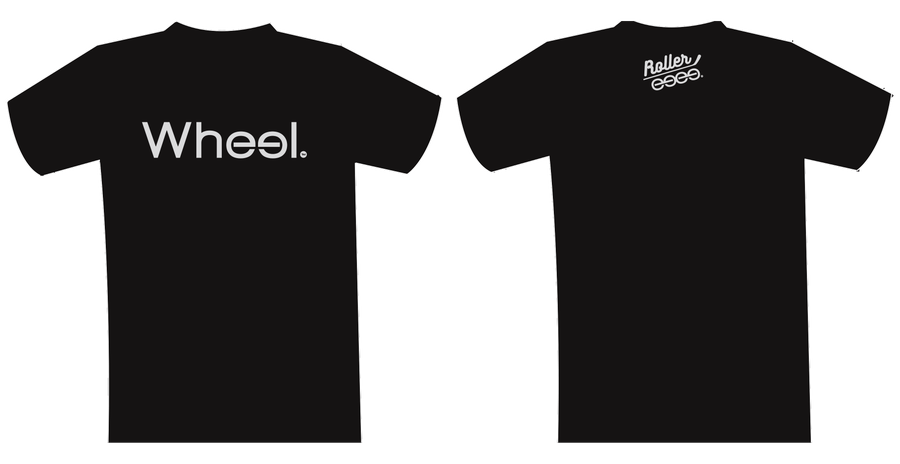 Image of The Classic Tee (Black/Grey)