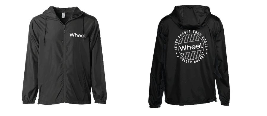 Image of Roots Windbreaker (Pre-Order)