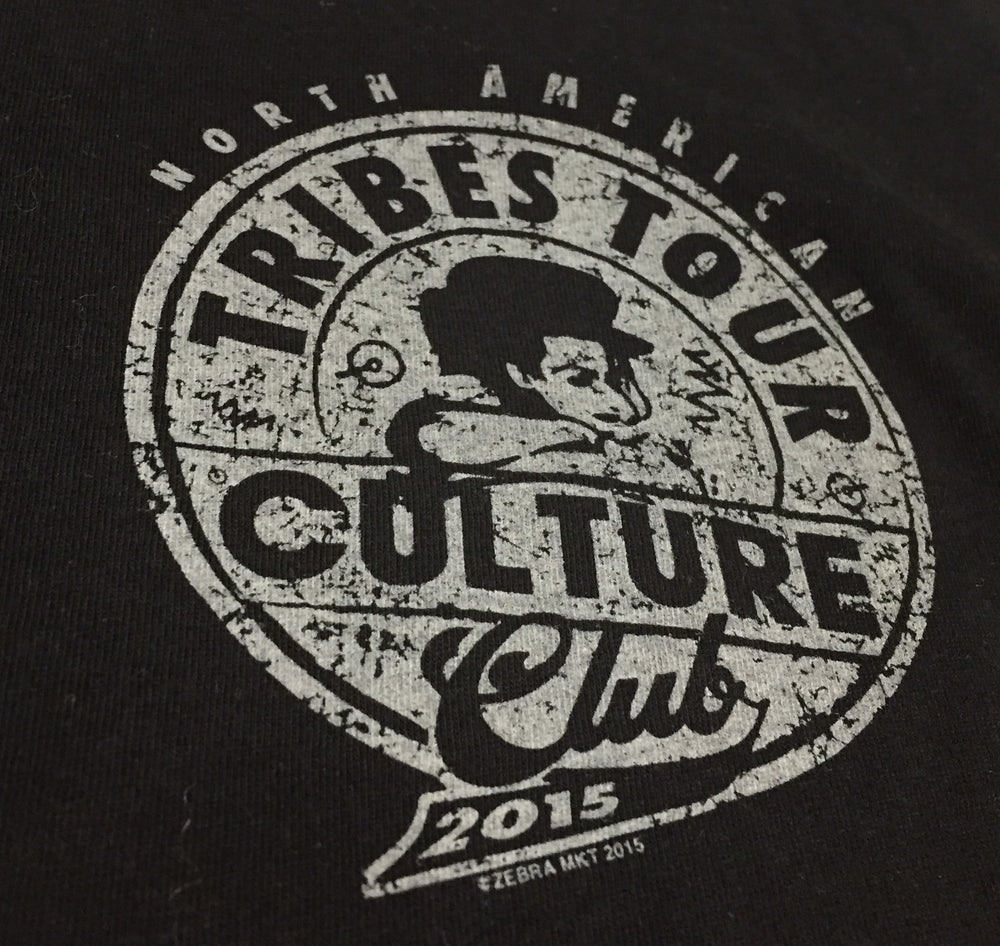 Image of TRIBES TOUR T-2015