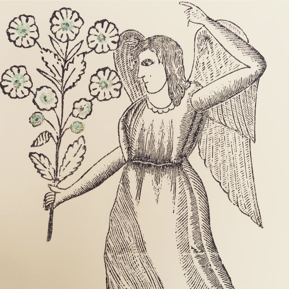 Image of Spring Angel