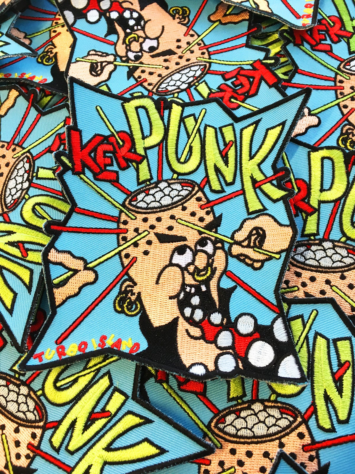 Image of Ker-Punk Patch