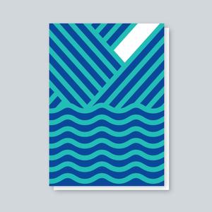 Image of Sea card