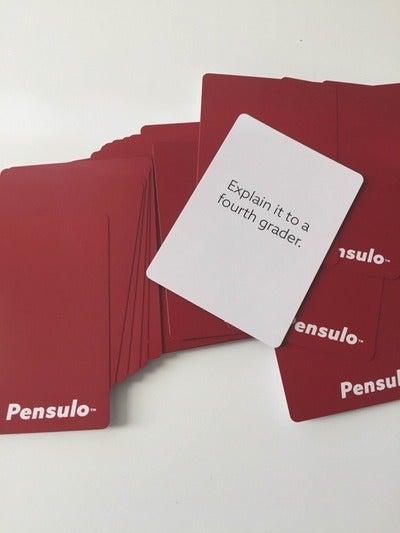 Image of Pensulo Cards