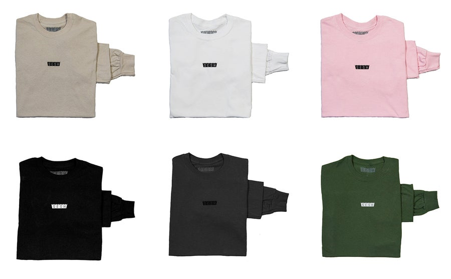 Image of SIMPLESESH long sleeve