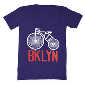 Image of Brooklyn Bicycle V-Neck