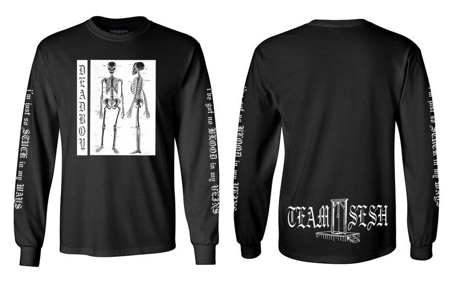 Image of Teamsesh Deadboy Long Sleeve Shirt