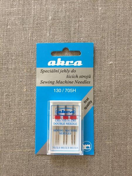 Image of Akra tvillinge nåle