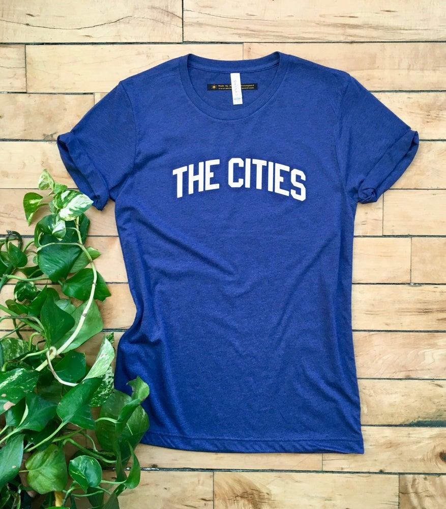 Image of The Cities Flock Tee - Unisex