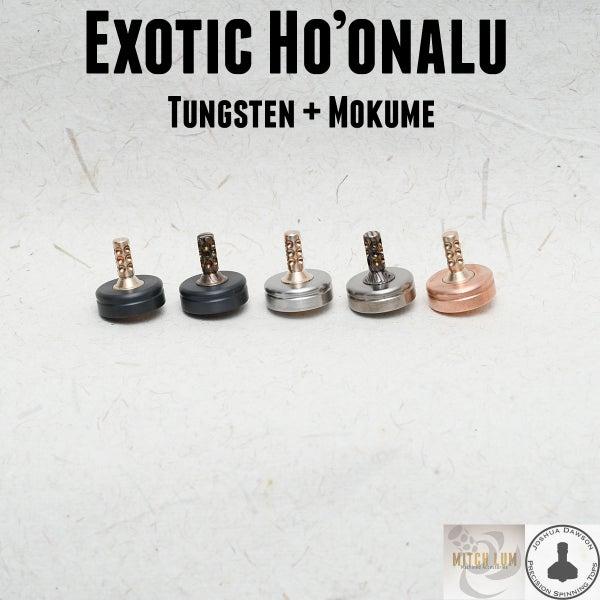 Image of Exotic Ho'onalu - Mokume Core