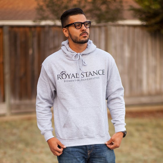 Image of Royal Stance Classic Hoodie