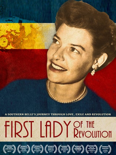 Image of First Lady of the Revolution DVD