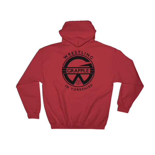 Image of Red Grapple Hoodie