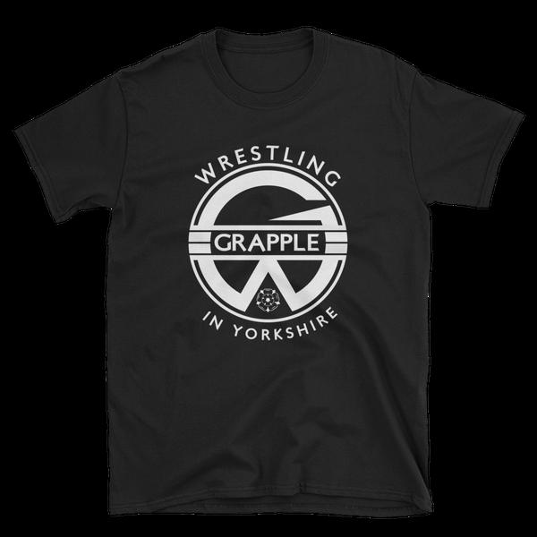 Image of Classic Black Grapple tee