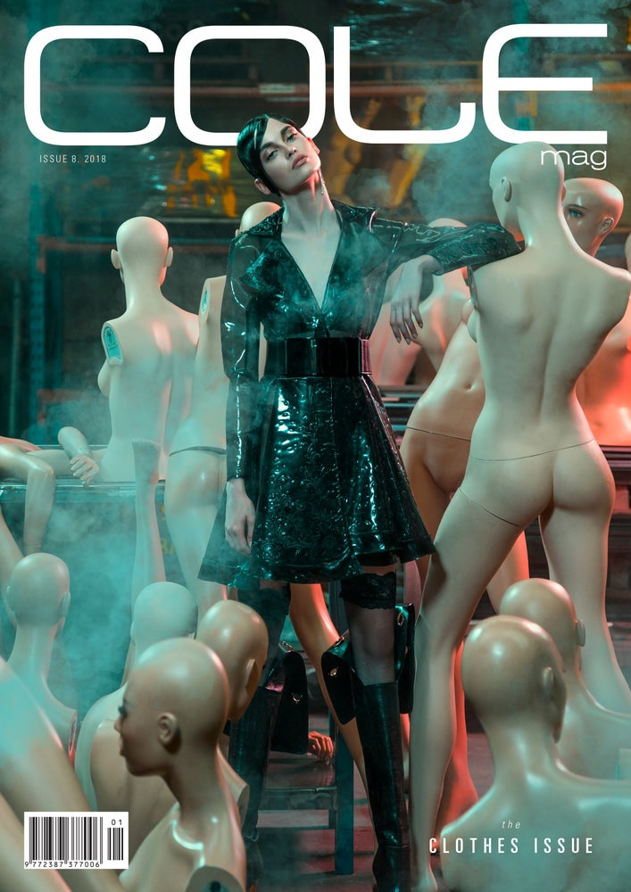 Image of The Clothes #8 - Digital Issue