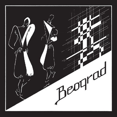 Image of Beograd-T.V. EP, ANNA 036, Hand Signed Limited Edition, (Coming Out In April 2018!)