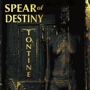"Image of SPEAR of DESTINY ""Tontine"" Single CD with Exclusive Signed Booklet + Gratis 2 Track Demo"