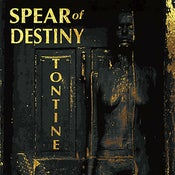 "Image of SPEAR of DESTINY ""Tontine"" Signed Black Vinyl Album + Gratis 2 Track Demo"
