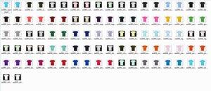 Image of AA2001 T-Shirt Template Grand Set 1