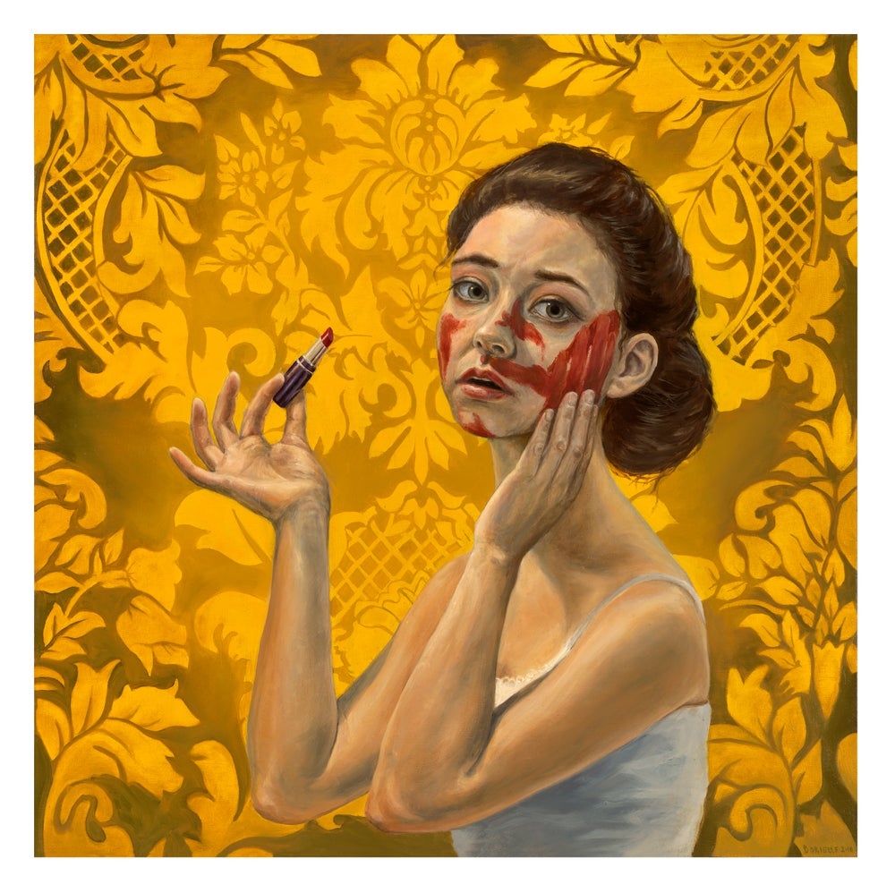 """Image of """"She Got A Hold of My Lipstick"""" Limited Edition Print"""