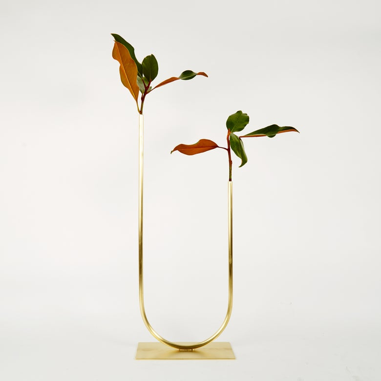 Image of Vase 00236 - Uneven U Vase