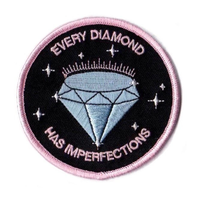 Image of Every Diamond Has Imperfections
