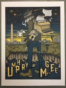 Image of Umphrey's McGee - February 15th, 2018 - The Anthem - Artist Edition