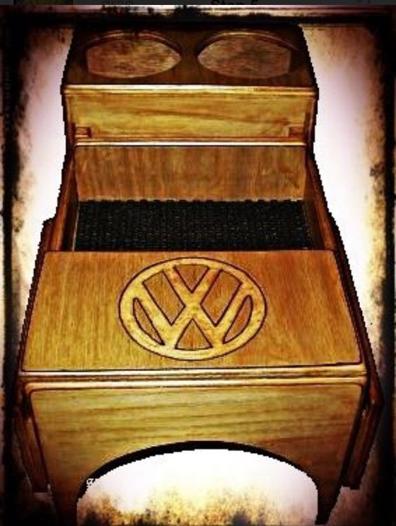 Image of VW Beetle Storage Box