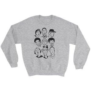 Image of Style Wars Tribute Sport Grey Sweatshirt