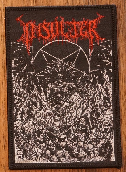Image of Thrashing Hell: