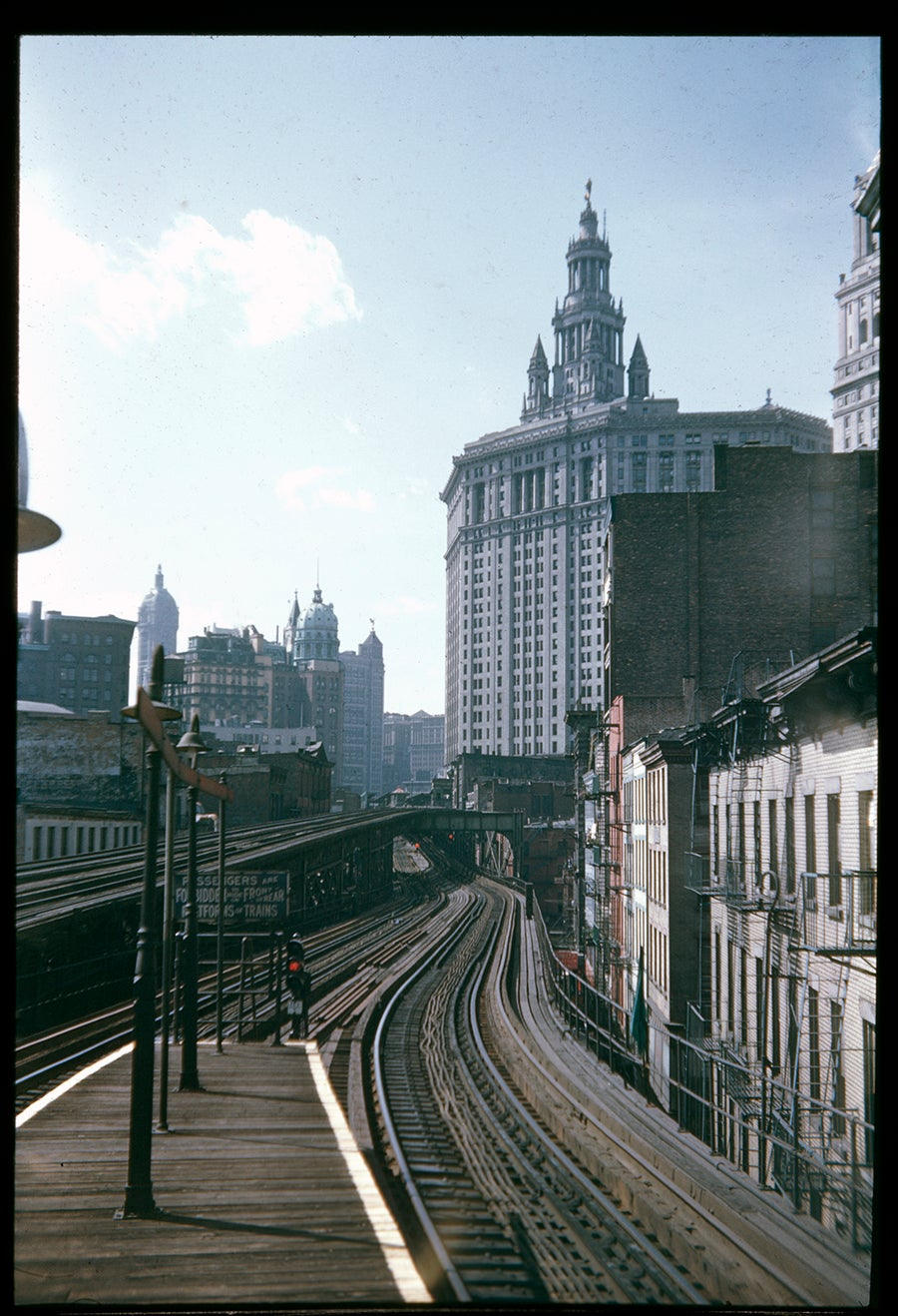 Image of View From The Bridge; September 1949