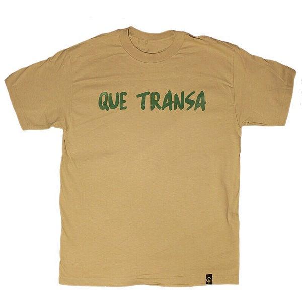 Image of QUE TRANSA