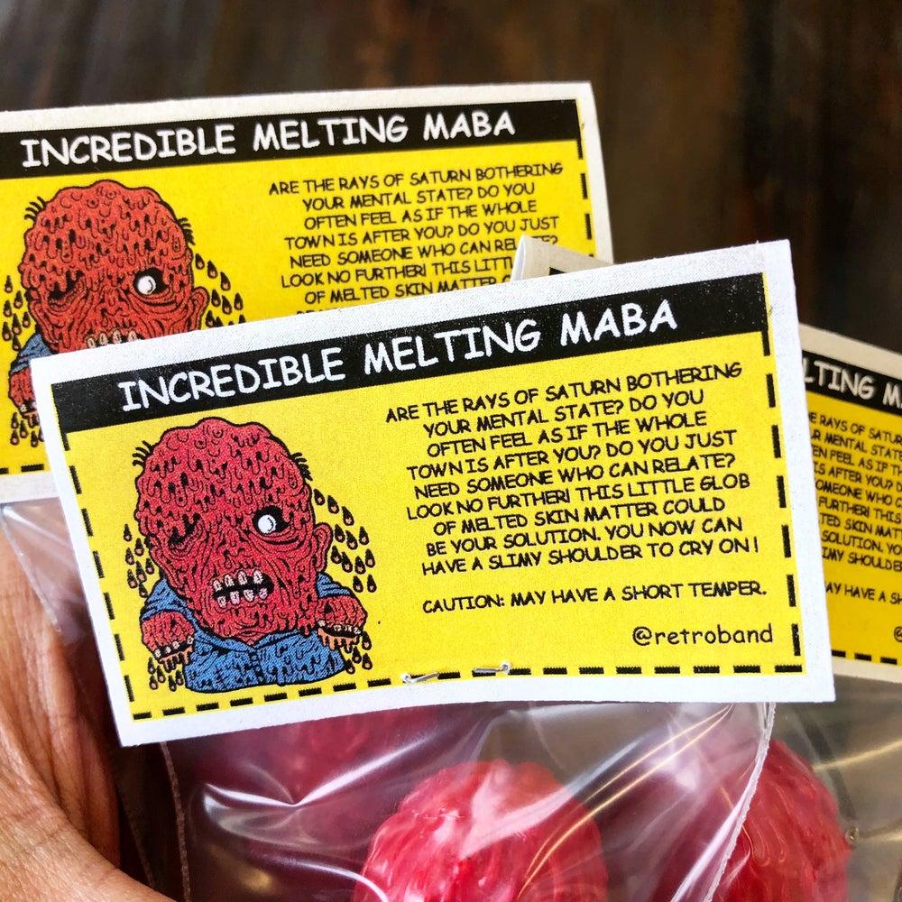 Image of INCREDIBLE MELTING MABA (RADIATED FLESH)