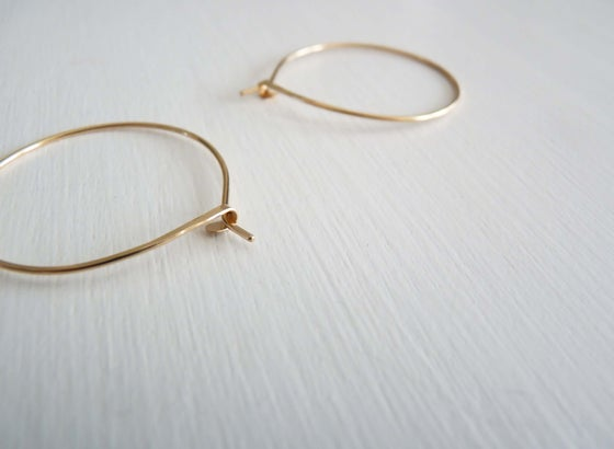 Image of Round earrings
