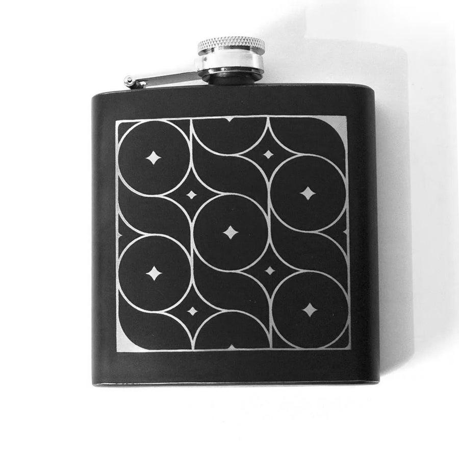 Image of Steel Flask III