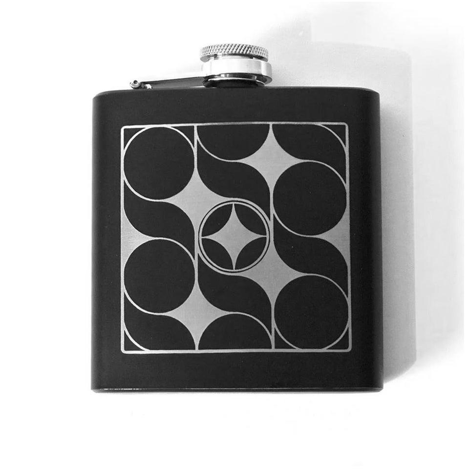 Image of Steel Flask II