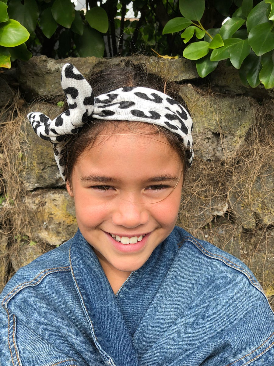 Image of Jungle Stretch Headband