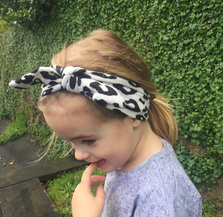 Image of Jungle Stretch Headband