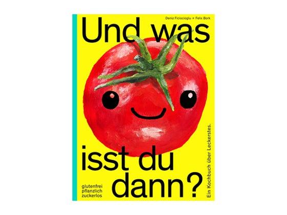 Image of KOCHBUCH Und was isst du dann?