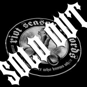 Image of RIOT SEASON 'Skull/Tusks' 2015 Black T-Shirt