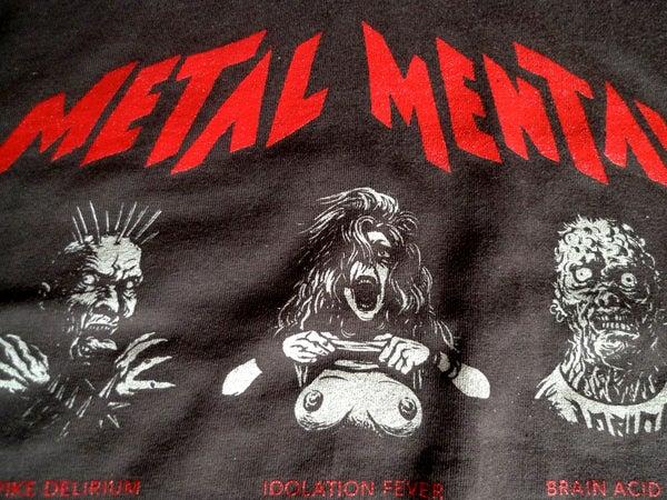 Image of Tee-Shit Metal Mental