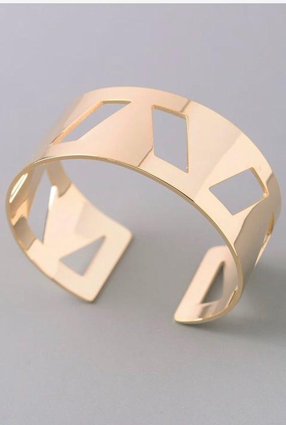 "Image of ""Geometry"" bracelet"