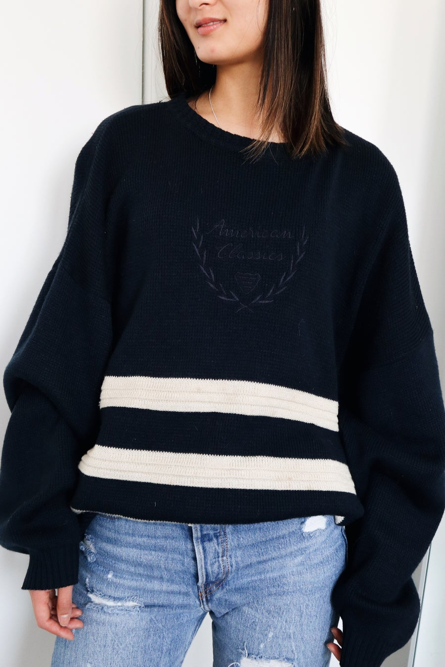 """Image of """"AMERICAN CLASSIC"""" VINTAGE SWEATER"""